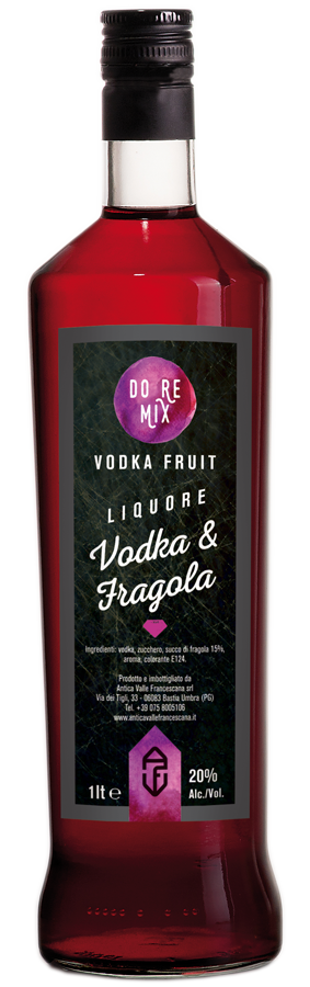 Vodka Fruit